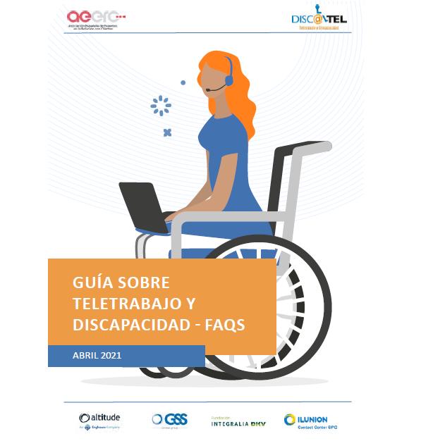 Guía de Teletrabajo y Discapacidad